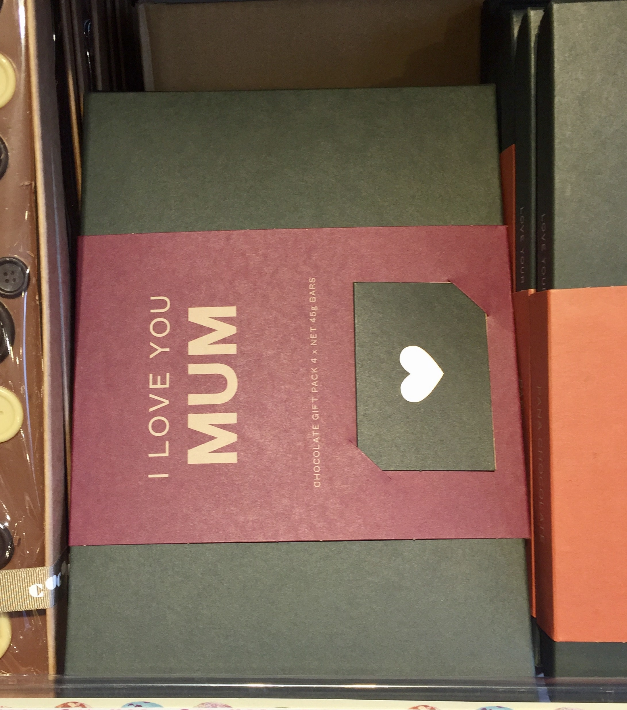 Mother's Day Chocolates by Pana
