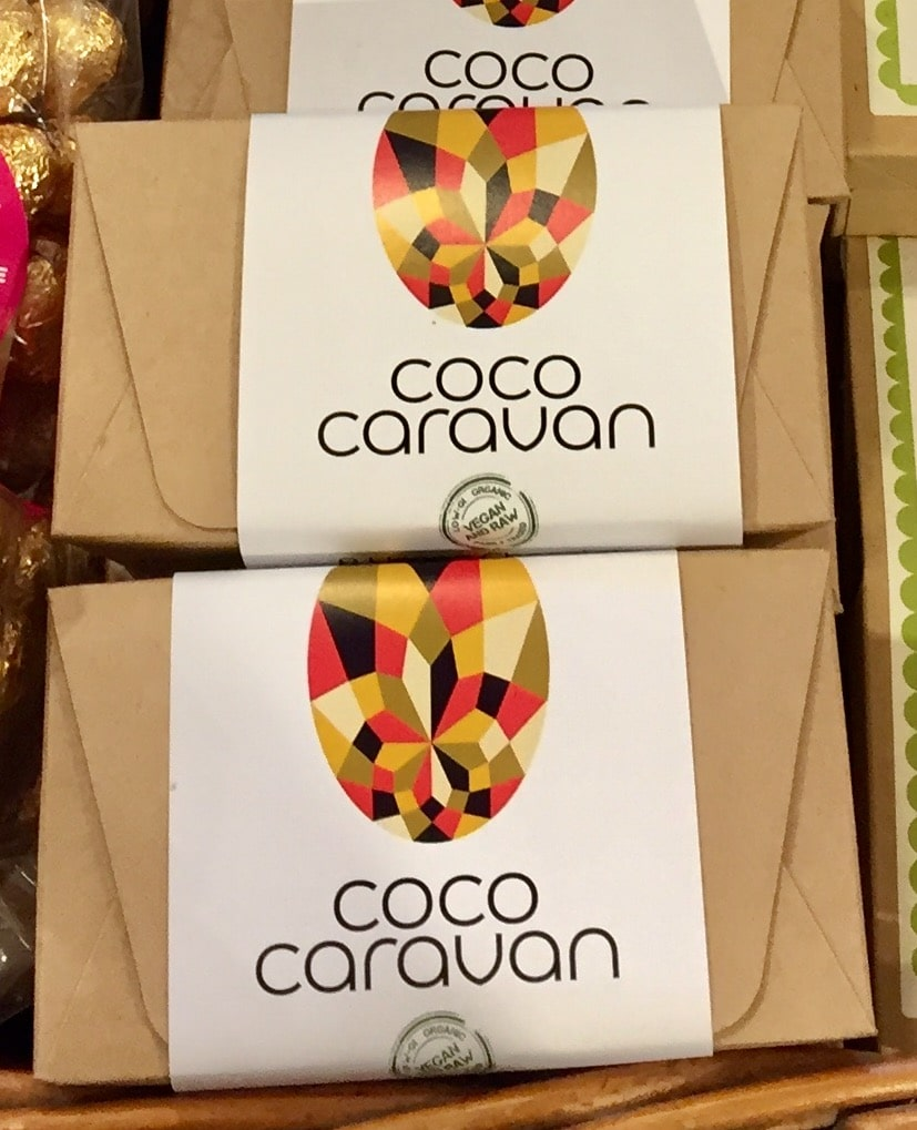 Coco Caravan Caramel Filled Easter Eggs
