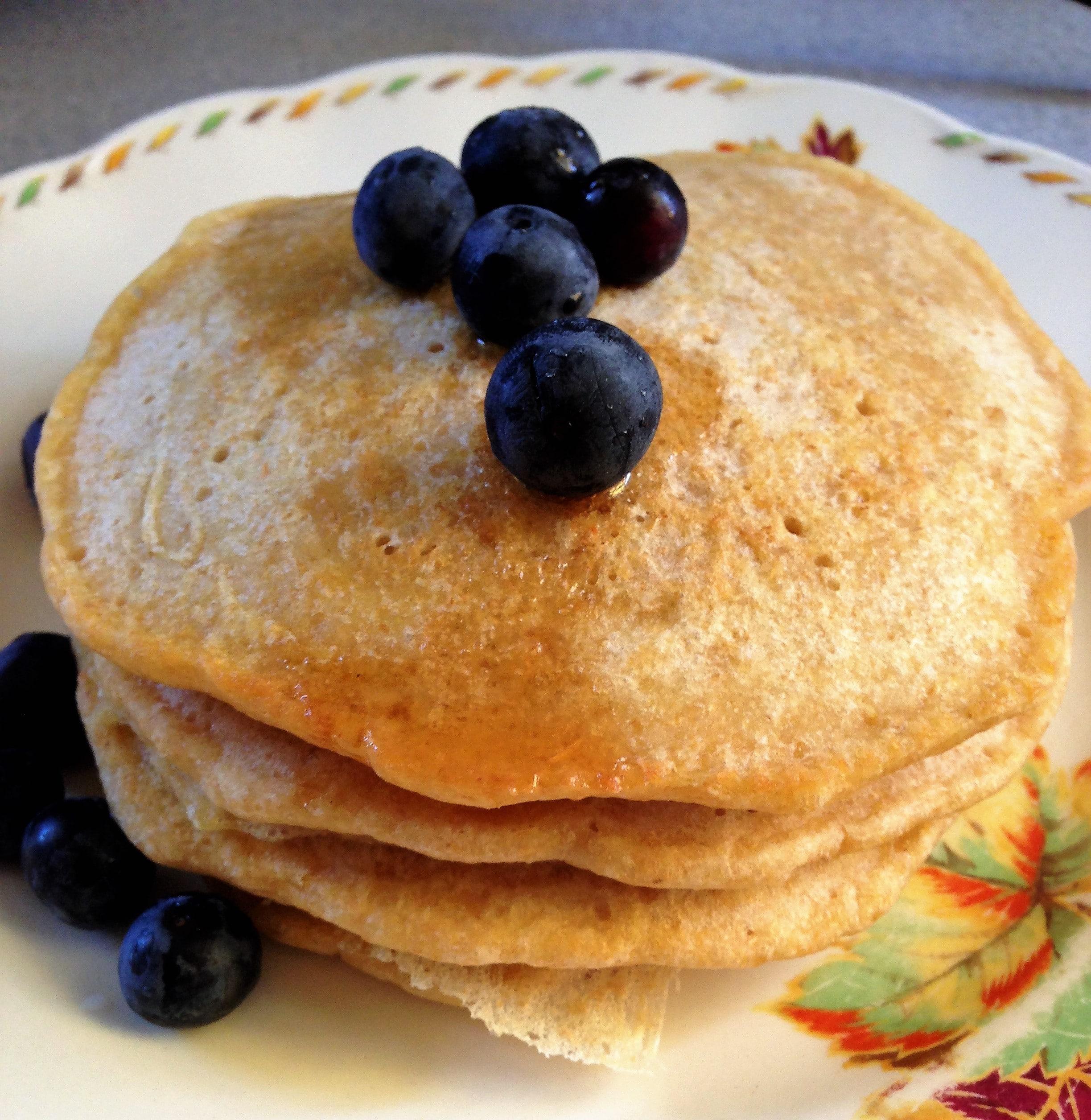 Dairy free pancakes 4 ways infinity foods to make the pancakes ccuart Gallery