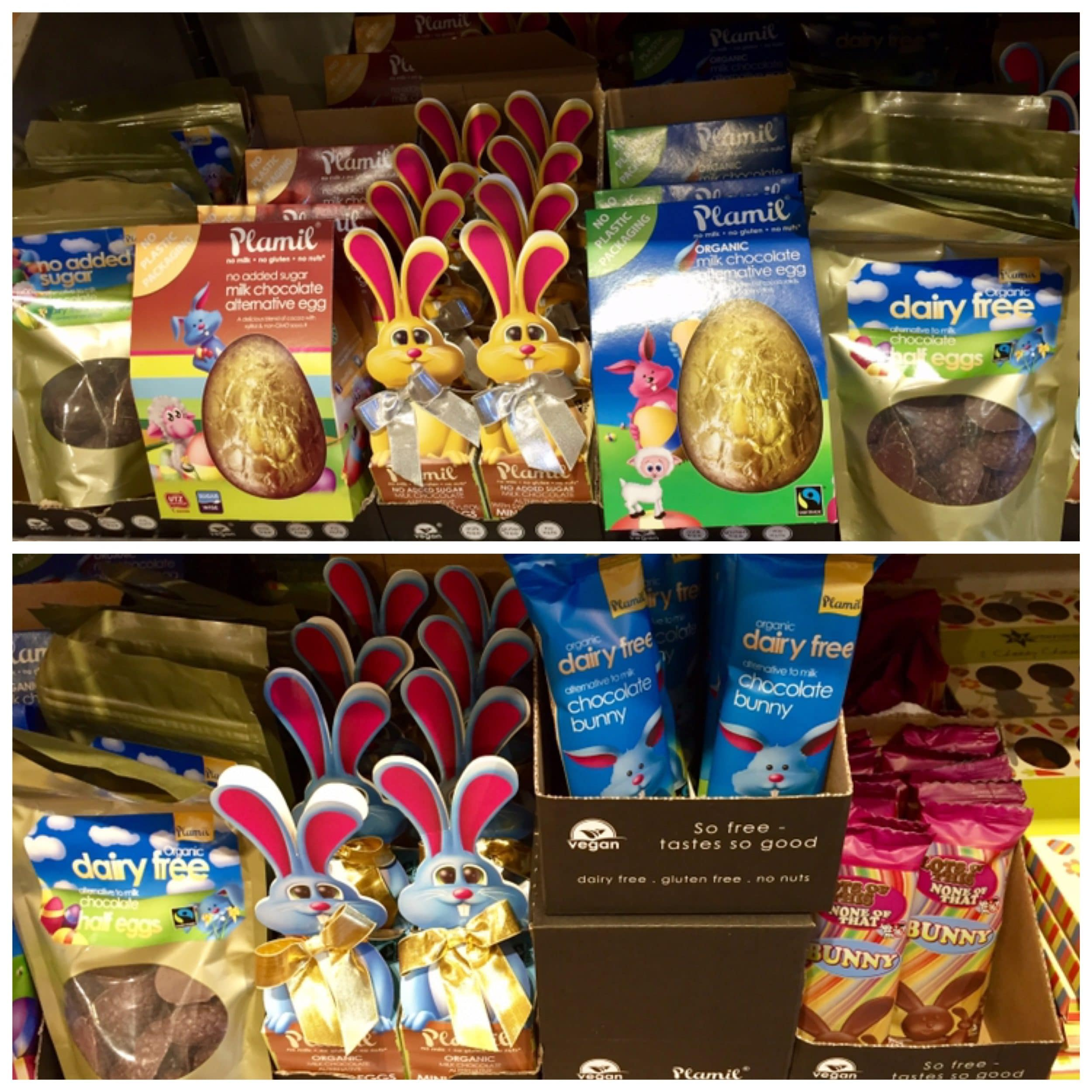 Plamil Easter Chocolate